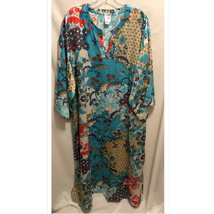 Size Large Natori Night Gown Caftan